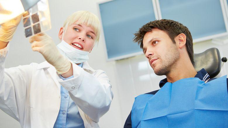 Vooraf waarschuwen voor ziekterisico verbetert mondhygiëne